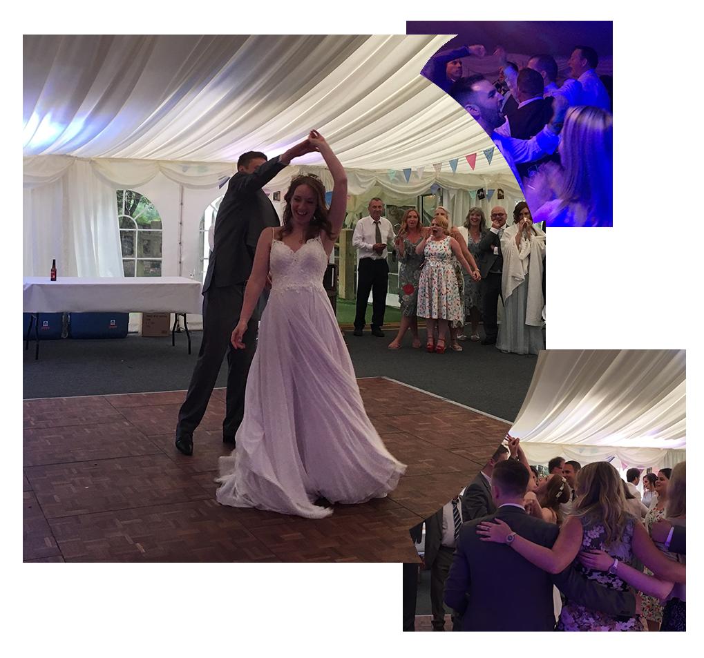 Hampshire Wedding DJ